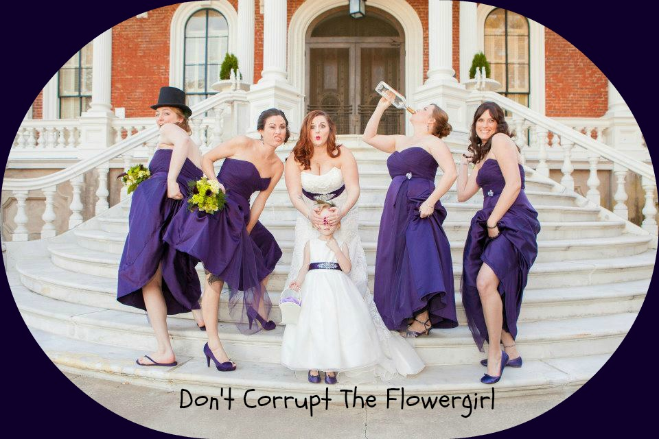 Don't corrupt the Flower Girl picture Macon, Ga. Hay House Edited