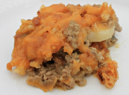 Simple Meat and Potato Casserole Recipe