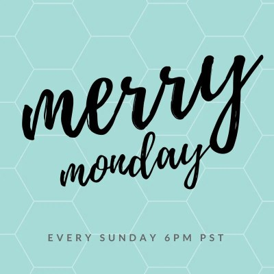 Celebrate Fall at Merry Monday Link Up Party #170