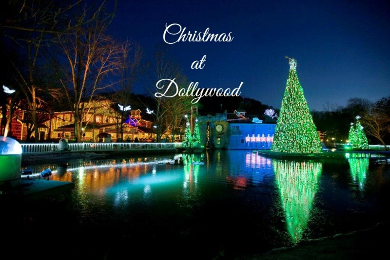 Christmas at Dollywood is a magical experience in Tennessee
