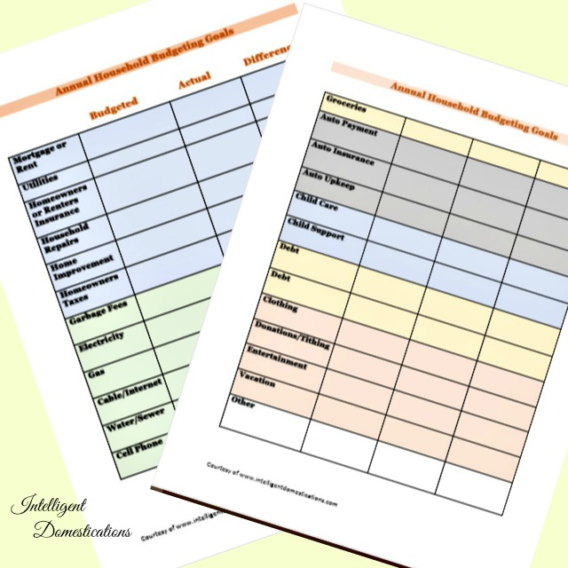 picture regarding Free Printable Budget Planner known as 15 Guidelines In the direction of Avoid Expending and A No cost Printable Loved ones