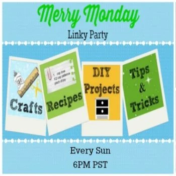 Merry Monday Linky Party #48