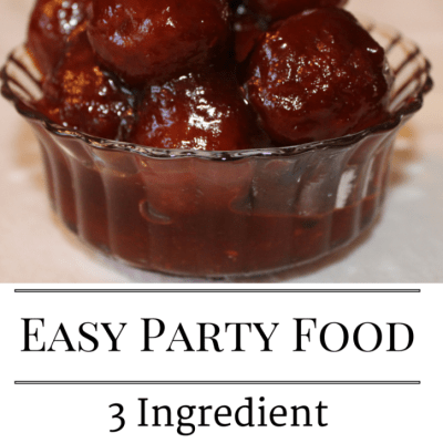 3 Ingredient Meatballs