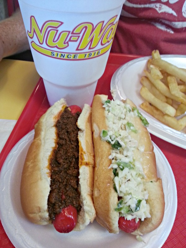 Nu Way Hot Dogs Macon Ga.