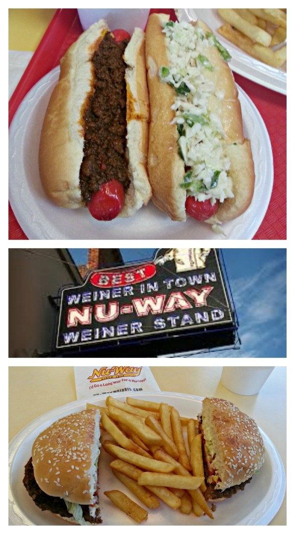 Nu Way Weiners Macon Ga. Our Hot Dog Tour stops at Nu Way in Macon, GA. #macon #hotdogtour