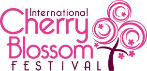 Cherry Blossom Festival 2015 logo
