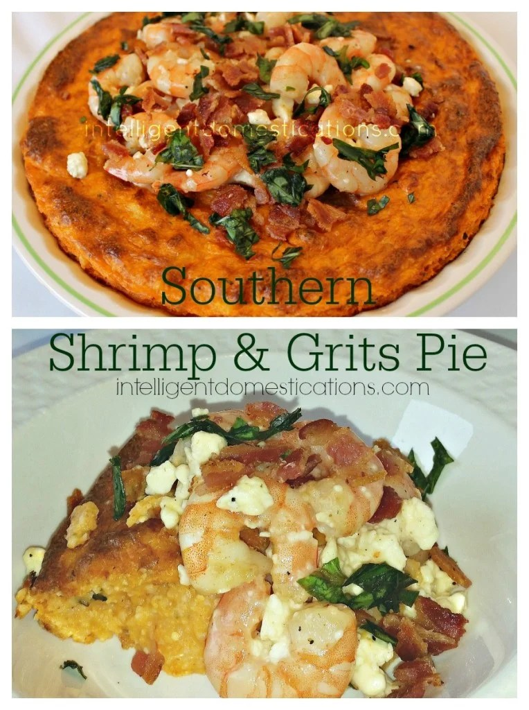 Shrimp-and-grits #shrimpandgrits