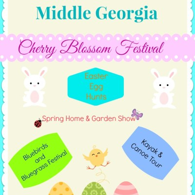 What's Happening in Middle Georgia This Weekend 3/27/15