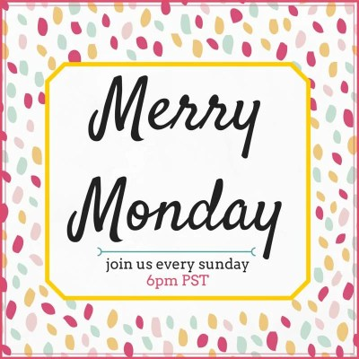 Merry Monday Link Party 93