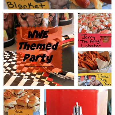 WWE Theme Party