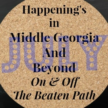 Happenings in Middle Georgia & Beyond Plus Find Your Farmer's Market
