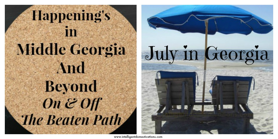 July in Georgia Events.intelligentdomestications.com