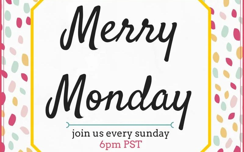 Merry Monday Link Party #131