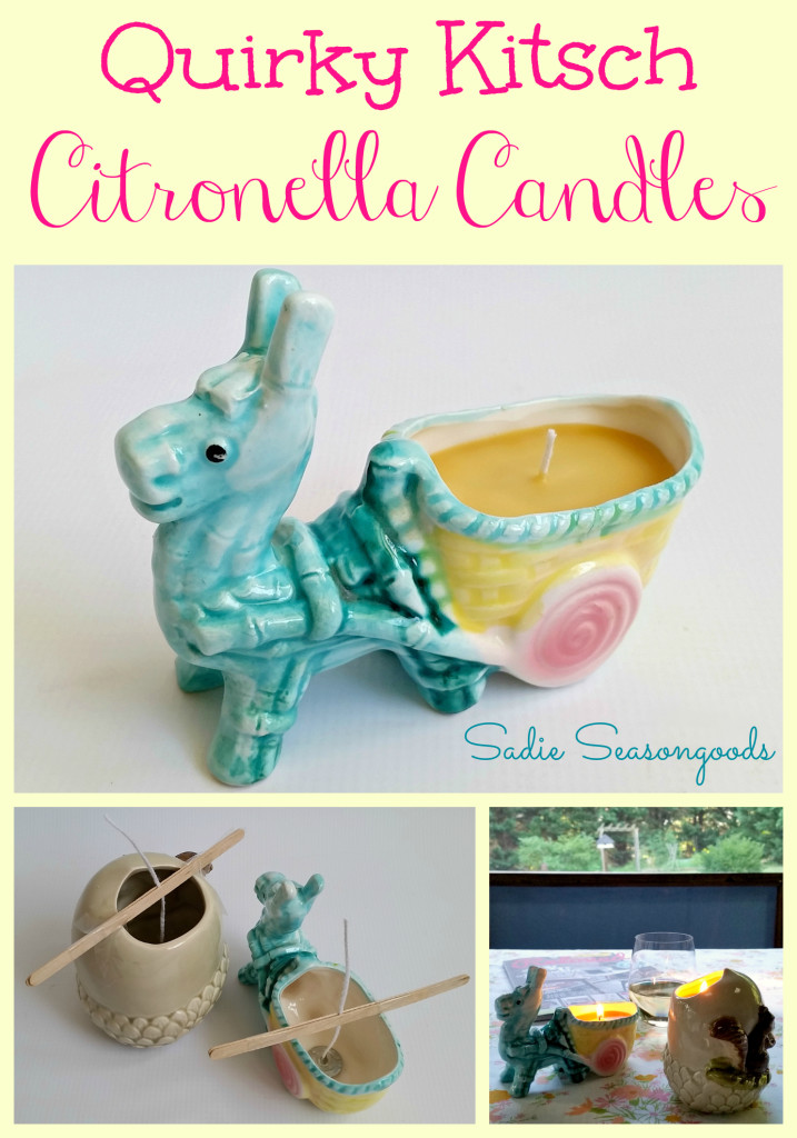 Quirky_Kitsch_citronella_candles_in_thrifted_vintage_containers_by_Sadie_Seasongoods-717x1024