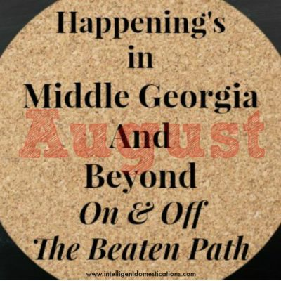 Middle Georgia and Beyond Happenings: Waterparks, Trains & Farmer's Markets