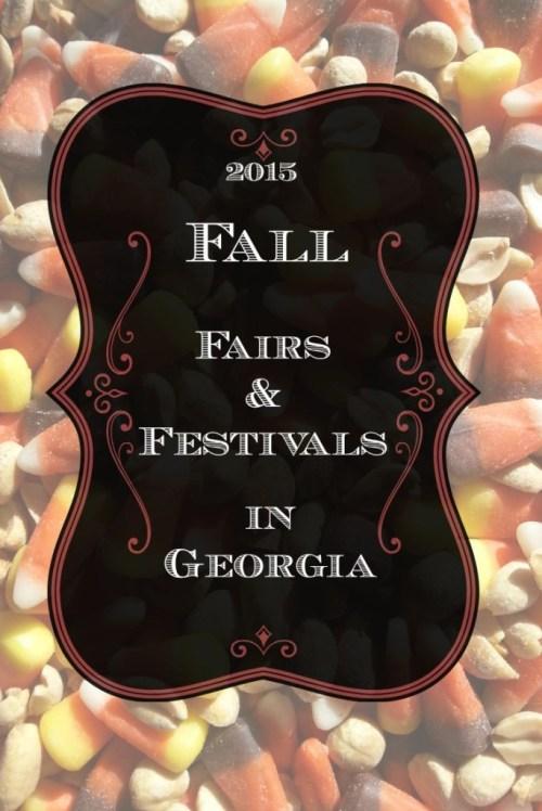 2015 Fall Fairs and Festivals in Georgia.Pin image.intelligentdomestications.com
