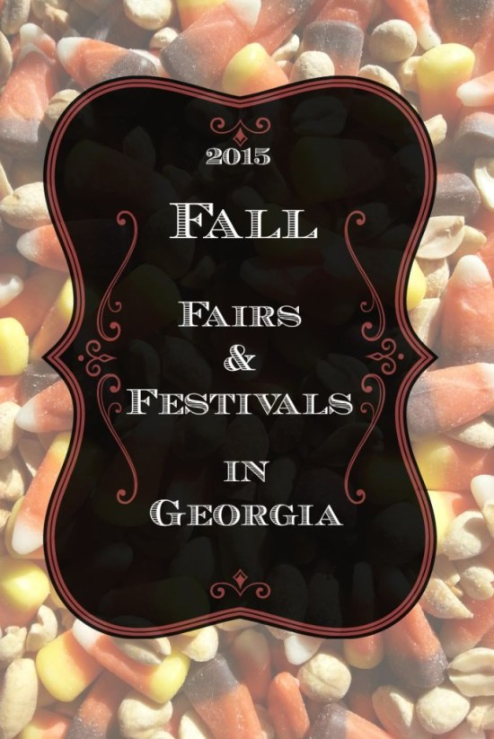 2015 Fall Fairs and Festivals in Georgia.Pin image.intelligentdomestications.com