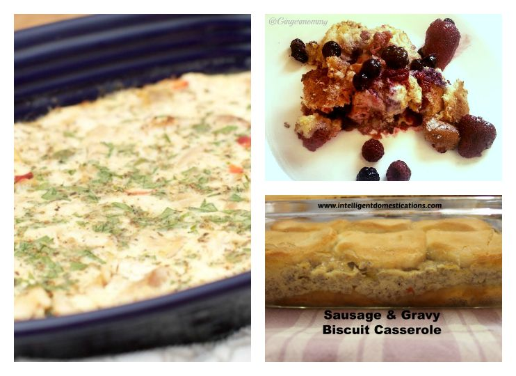 Breakfast Casseroles graphic 1.intelligentdomestications.com
