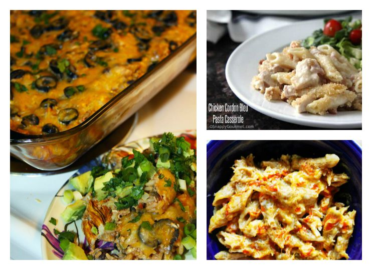 Chicken Casseroles graphic 1.intelligentdomestications.com
