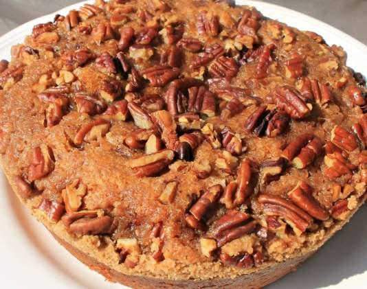 Crockpot Struesel Pumpkin Coffee Cake 1.intelligentdomestications.com