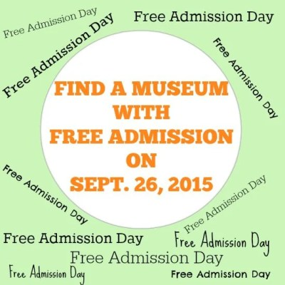 Free Admission at These Museum's in Georgia on September 26th