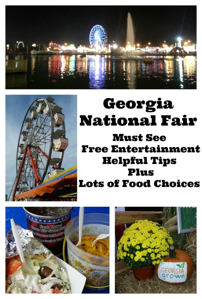 Ga. National Fair 2015. Must See Entertainment, Tips and Food.intelligentdomestications.com