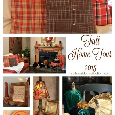 My 2015 Fall Home Tour