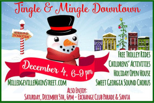 Milledgeville Jingle and Mingle