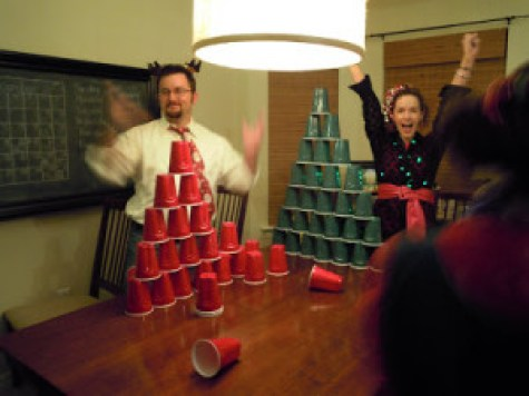 Stack the Tree game