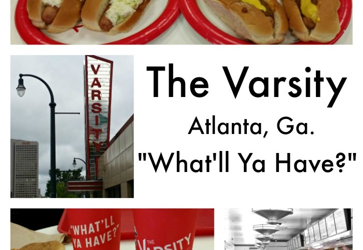The Varsity Atlanta, Ga. on the Hot Dog Tour