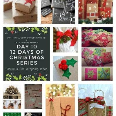 12 Fabulous Gift Wrapping Ideas