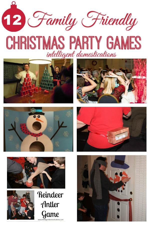 family christmas party ideas family friendly christmas party ideas