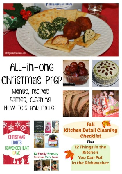 All In One Christmas Prep.intelligentdomestications.com