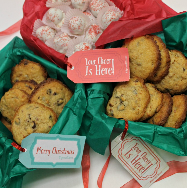 Betty Crocker and Ziploc spreadthecheer at our office cookie party.intelligentdomestications.com