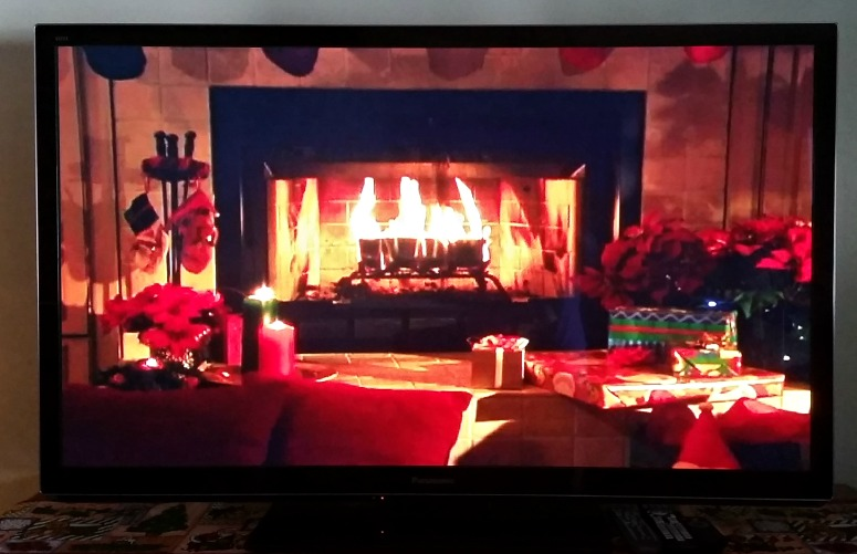 Christmas Home Tour 2015. Yule Log.intelligentdomestications.com