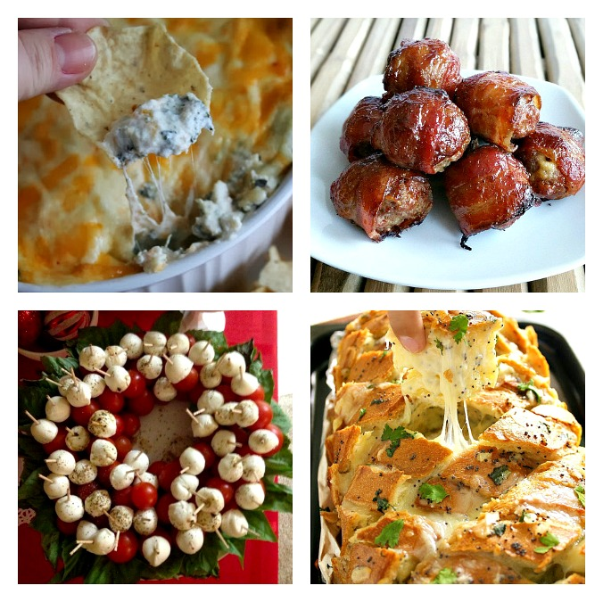 Party Foods for 12 Days of Christmas.1