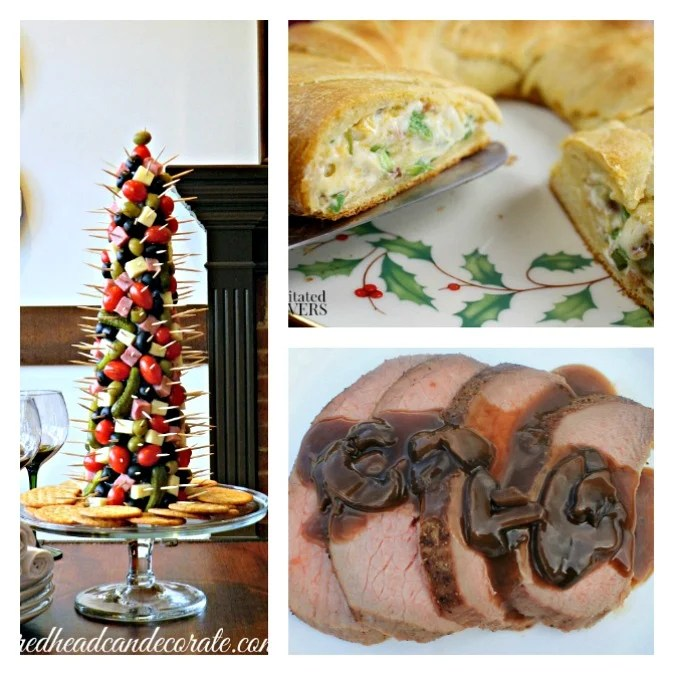 Party Foods for 12 Days of Christmas.2