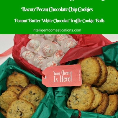 Prize Winning Cookie Exchange Recipes & $20 Paypal Cash Giveaway