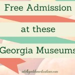 Free Admission at these Georgia Museums 735x575