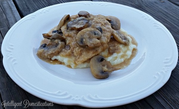 Chicken Marsala served on a bed of homemade mashed potatoes will impress anyone at your dinner table. Perfect of special occasions or any weeknight meal. Easy Chicken Marsala Recipe. How to make Chicken Marsala at home. This Easy Chicken Marsala recipe has only 7 ingredients. Weeknight meal idea. Dinner recipe with few ingredients. Weeknight meal idea. #chickenrecipe #chickenmarsala #weeknightdinner