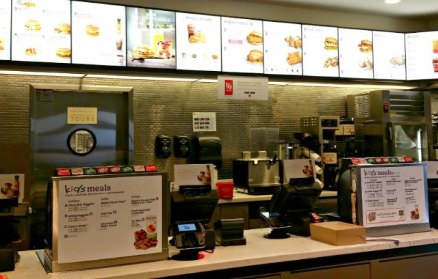Chick Fil A Home Office Backstage Tour in Atlanta, Ga. #chikfila #hobst. -fil-a-training-restaurant-inside-the-home-office