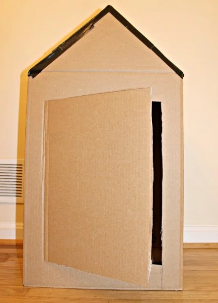 cut-the-door-on-three-sides-as-shown-taking-care-to-leave-a-threshold-at-the-bottom-for-support-of-the-box