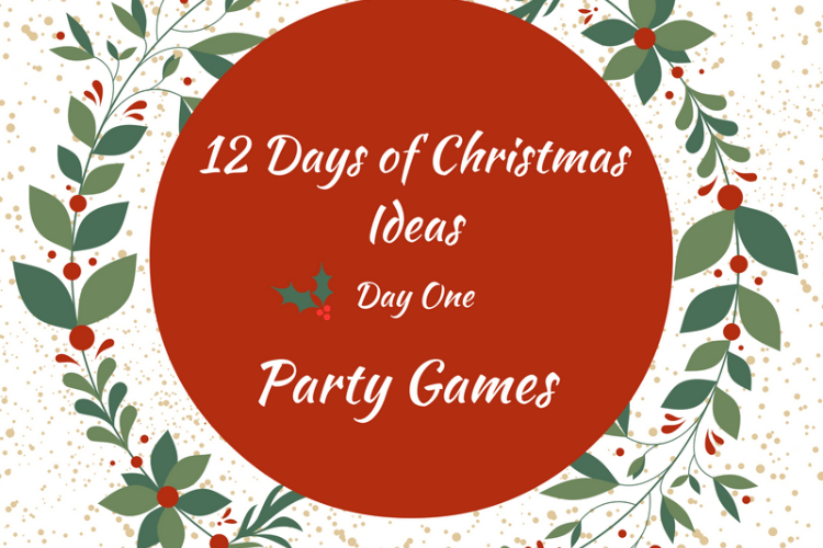 12 Hilarious Christmas Party Games