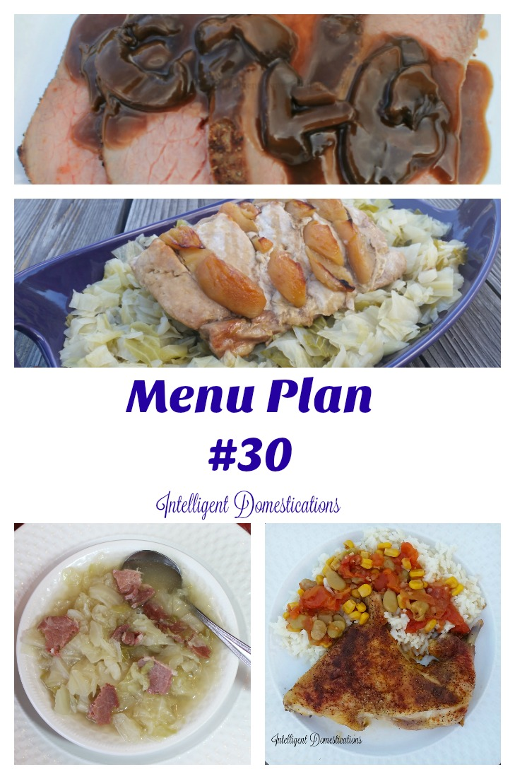 menu-plan-30-has-some-tasty-and-filling-dishes-stop-by-for-the-recipes-and-menu-ideas-at-intelligentdomestications-com