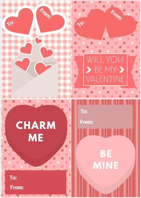 photo relating to Free Printable Valentines named Absolutely free Printable Valentines Working day Playing cards
