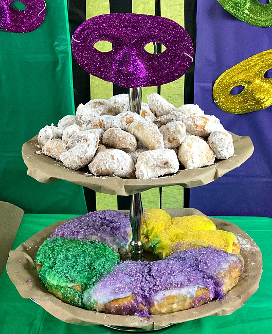 Family Friendly Mardi Gras Party Ideas