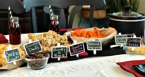 WWE Wrestlemania Party Ideas including pun name food and decor