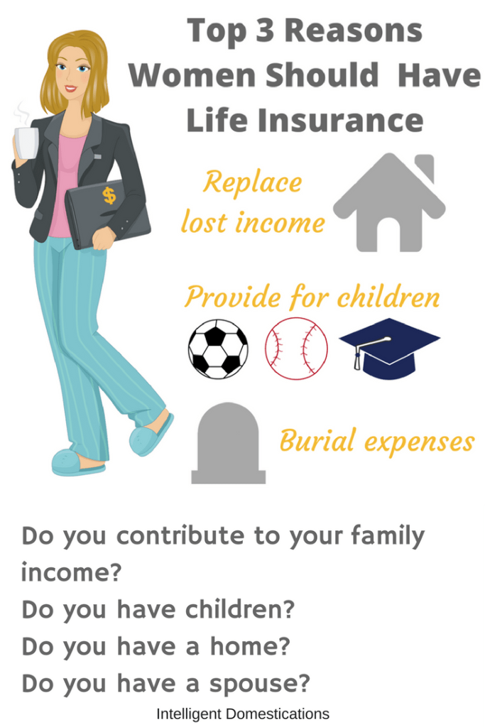 Top 3 Reasons Women Should Have Life Insurance