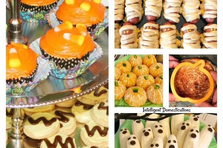 Seven Super Easy Halloween Party Food Ideas
