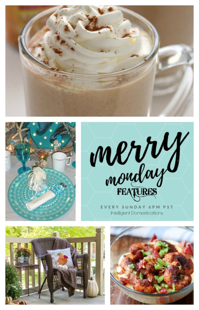 Merry Monday Link Party #178 Feature